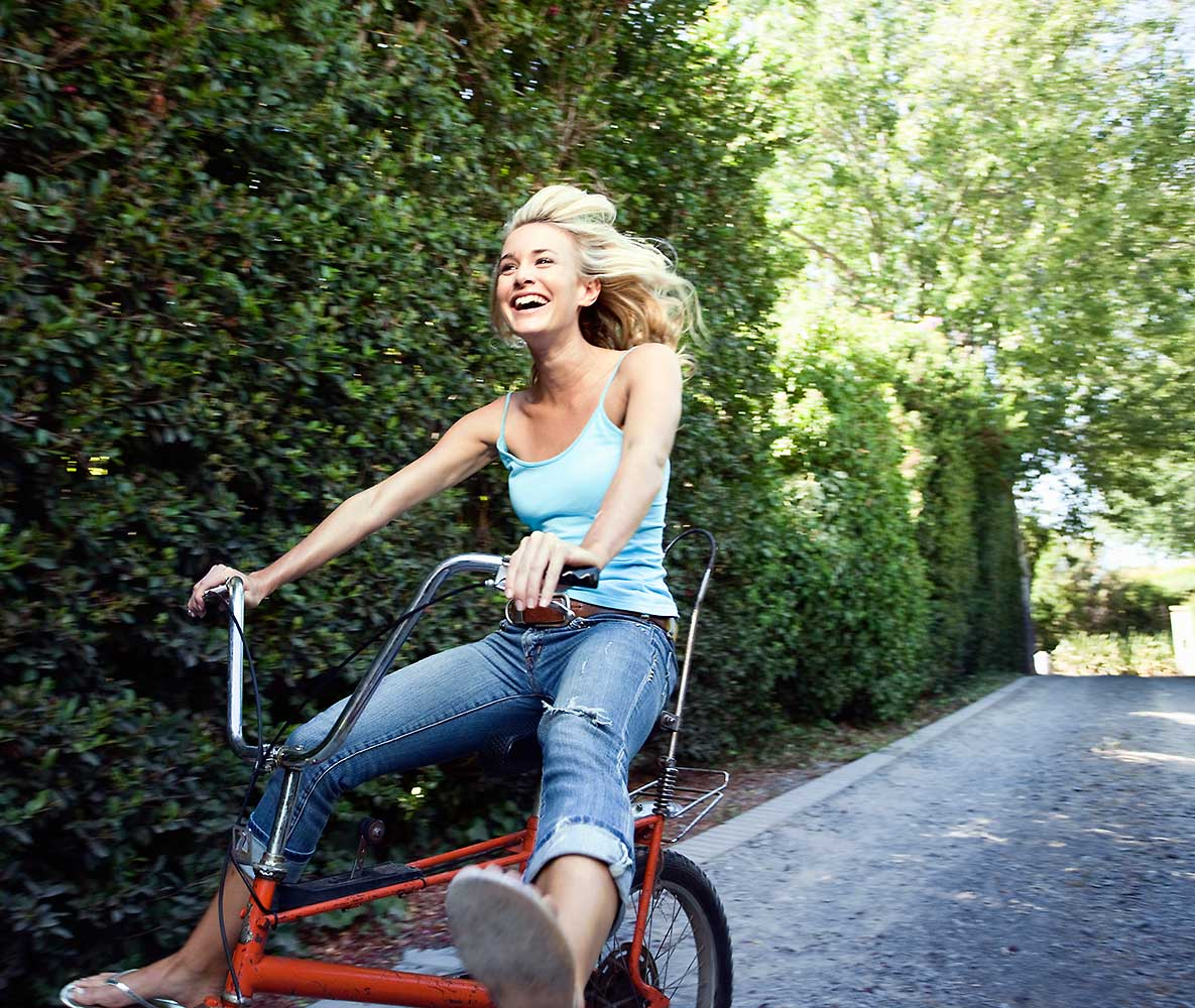 Exterieur bike
