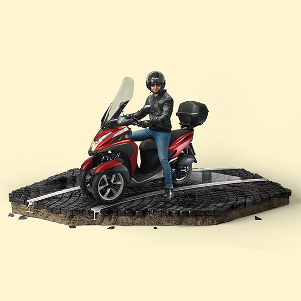 Yamaha / Tricity