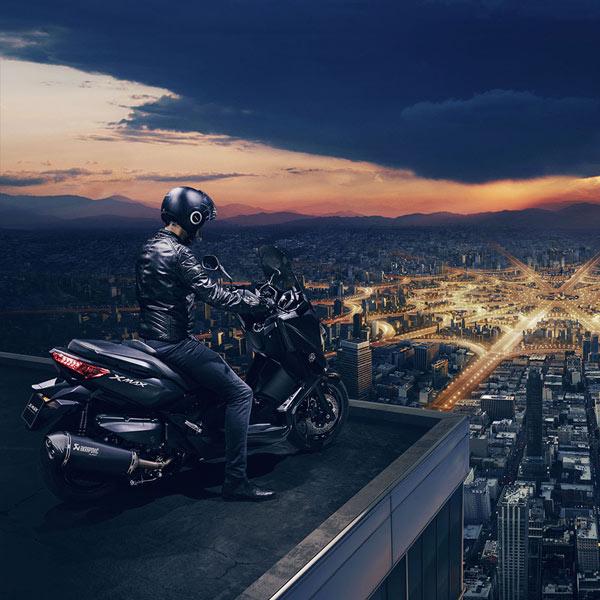 Yamaha / Xmax Iron